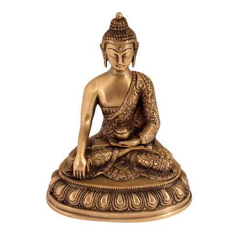 Buddha, in Meditation, 21cm